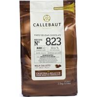 Callebaut Damla Sütlü Çikolata 2.5 Kg