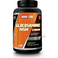 Hardline Nutrition Glucosamine MSM 120 Tablet
