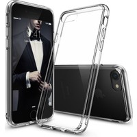 Ringke Fusion iPhone 7/8 Kılıf Clear -Extra Darbe Emici