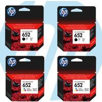 Hp Deskjet Ink Advantage 2135 2 + 2 2 Siyah 2 Renkli Ekonomik Yazıcı Mürekkep Kartuş