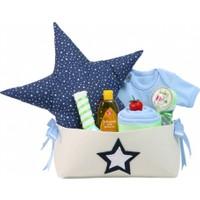 Baby Muu Yıldızlı Bebek Hediye Sepeti