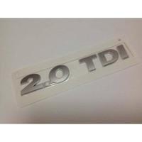Oem Volkswagen 2.0 Tdi Bagaj Arka Yazısı Orjinal