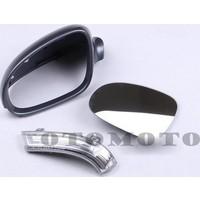 Oem Volkswagen Sharan 2003-2005 Sol Dış Ayna Camı+Kapak+Sinyal