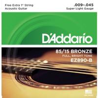 Daddario Ez890
