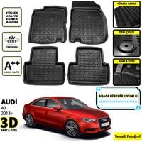 Audi A3 3D Oto Paspas Seti 2013 Sonrası