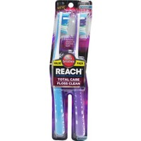 Reach orta diş fırçası 2'li Total Care