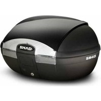 Shad Motor Çantası Shad 45 Lt Siyah