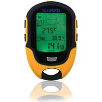 Sunroad Fr500 Multifonksiyonel Altimetre Barometre Pusula