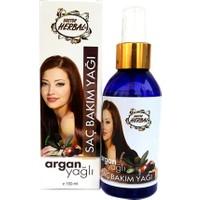 Ecem Kozmetik Organik Argan Yağlı Saç Bakım Yağı 150 ml