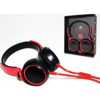 Techas Ep-17 Renkli Mobil Uyumlu Mikrofonlu Profesyonel Kulaklık