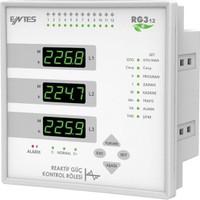 Entes Rg3-12E Reaktif Güç Kontrol Rölesi