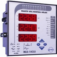 Entes Rg3-15Cs Reaktif Güç Kontrol Rölesi