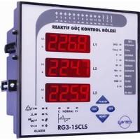 Entes Rg3-15Cls Reaktif Güç Kontrol Rölesi