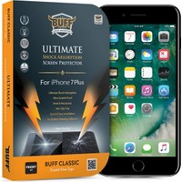 Buff iPhone 7 Plus Darbe Emici Ekran Koruyucu Film