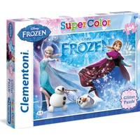 Clementoni Karlar Ülkesi ( Frozen ) - 104 Parça Simli Puzzle