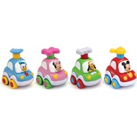 Clementoni Disney Baby Minik Bas Birak Araba 12 Ay+ Asortili