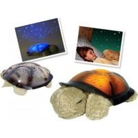 Renk Değiştiren Müzikli Kaplumbağa Projeksiyon Gece Lambası