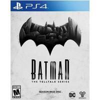 Telltame Games Ps4 Batman The Telltale Series