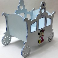 Artez Tasarım Prens Arabası Miki Mouse Modeli