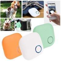Nuv Akıllı Bluetooth Tracer Pet Çocuk cüzdan GPS Bulucu