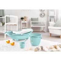 Dünya Plastik Küvet Seti Bebek Banyo Küvet Takımı 3 lü Set