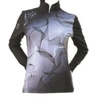 Völkl - Silver Swirl Zip Sweatshirt