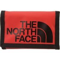 The North Face - Base Camp Wallet Cüzdan Kırmızı/Siyah