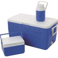 COLEMAN - Cooler 48Q Cmbo Blue 5QT.3GAL Emea C002 Buzluk