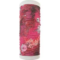 P.A.C - Twisted Fleece Flow Red - Bandana