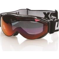 UVEX - Hypersonic cx Black Mat dl/ltm Red Kayak Gözlüğü