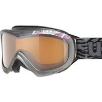 UVEX - Wizzard dl Anthracite dl/Gold Kayak Gözlüğü