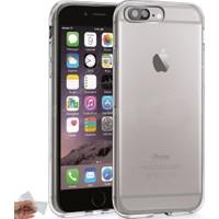 Zore Apple iPhone 7 Şeffaf Silikon Kılıf