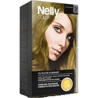 Nelly Color Haır Dye 8/0