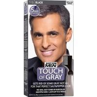 Just For Men Touch Of Grey T-55 Black-Siyah Renk Saç Boyası