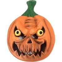 Partistok Halloween Balkabağı Dekor Maske