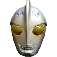 Partistok Uzaylı Maskesi Robot Maskesi