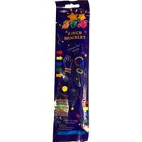 Partistok Glow Stick Bileklik Fosforlu Bileklik Sarı