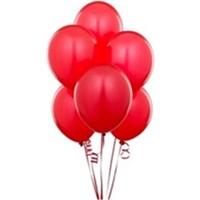 Partistok Kırmızı Balon 25 Adet