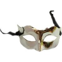 Partistok Gümüş Balo Maskesi