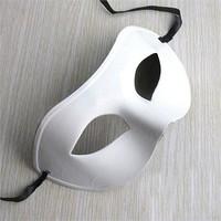 Partistok Beyaz Balo Maskesi