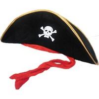 Partistok Çocuk Kadife Korsan Şapkası