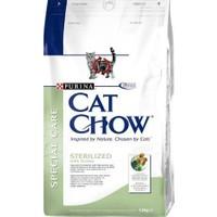 Purina Cat Chow Sterilized Hindili Kedi Maması 15 Kg