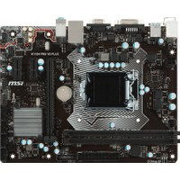 MSI H110M PRO-VD PLUS Intel H110 2133MHz DDR4 Soket 1151 mATX Anakart