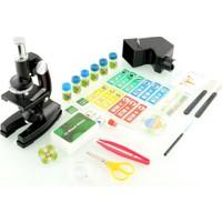 Kayıkcı Öğrenci Mikroskop Seti Profesyonel Seri Ptl-1200