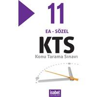 İsabet 11.Konu Tarama Sınavları Ea-Sözel