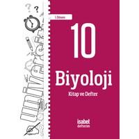 İsabet 10.Biyoloji Kitap-Defter