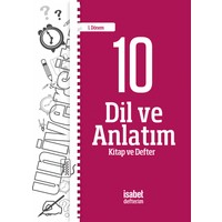İsabet 10.Dil Anlatım Kitap-Defter