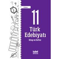İsabet 11.Türk Edebiyatı Kitap-Defter