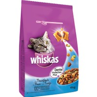 Whiskas Balıklı Sebzeli Yetişkin Kedi Maması 3,8 Kg