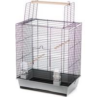 İnter-Zoo Ara Black Papağan Kafesi 540 X 340 X 655 / 685 cm